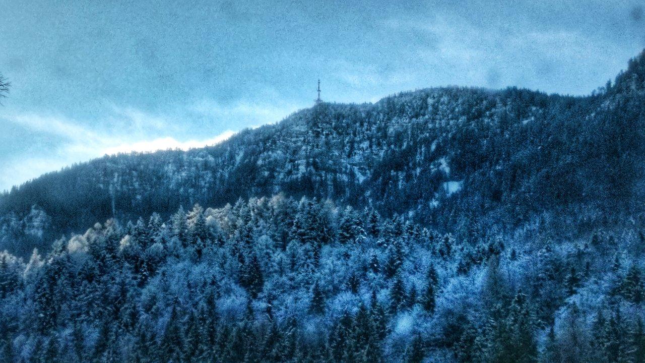 Under Snowy Mountain